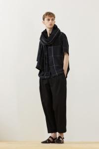 Major Model : MARKO B.  em lookbook para Christophe Lemaire Primavera/Verão 2014 2