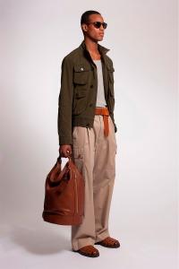 Major Model Conrad Bromfield for Michael Kors Menswear S-S 2014 1 (1)