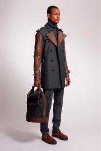 Major Model Conrad Bromfield for Michael Kors Menswear S-S 2014 1 (2)