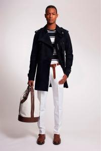 Major Model Conrad Bromfield for Michael Kors Menswear S-S 2014 1 (3)