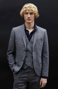 Major Model Frederik Meijnen for TOPMAN Lookbook fall-winter 2013 by Laurence Ellis 1 (2)