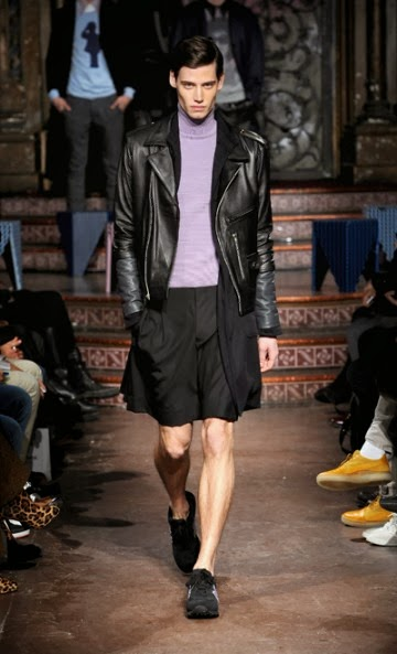 MAJOR MODEL MEN FOR RICARDO SECO F/W 2014 3 MAJOR MODEL MEN FOR RICARDO SECO F/W 2014