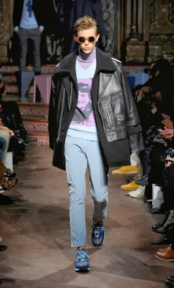MAJOR MODEL MEN FOR RICARDO SECO F/W 2014 1 MAJOR MODEL MEN FOR RICARDO SECO F/W 2014