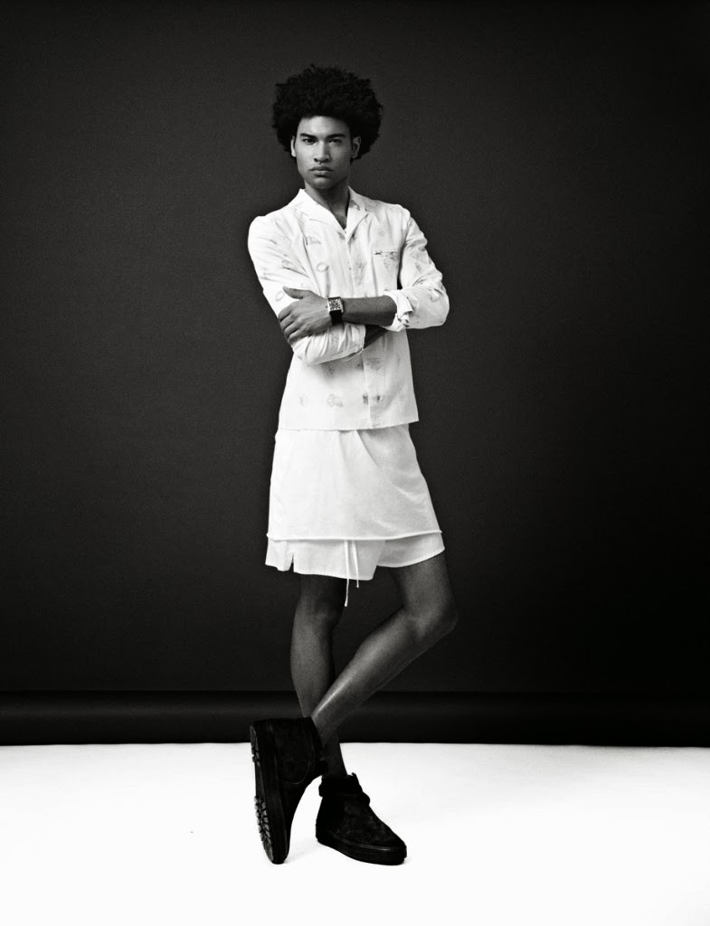 TOMMIE C. (MAJOR MODEL MANAGEMENT) PARA FLAUNT MAGAZINE 1 TOMMIE C. (MAJOR MODEL MANAGEMENT) PARA FLAUNT MAGAZINE