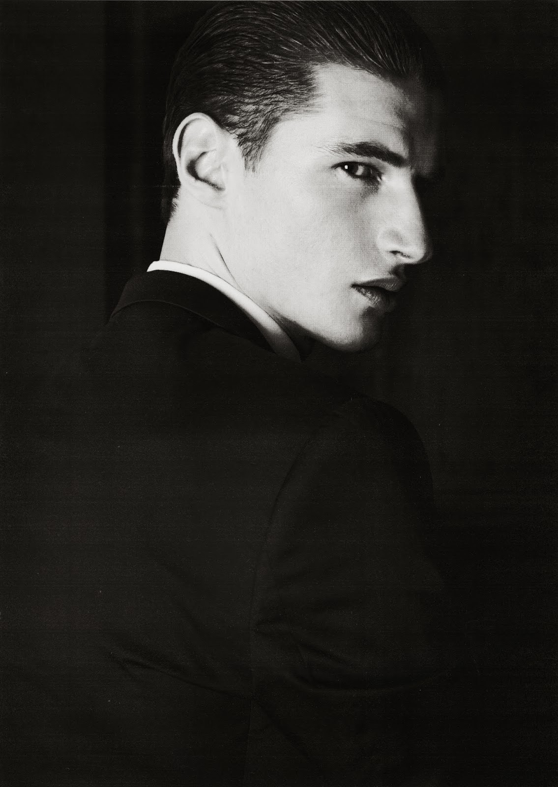 TINO T. (MAJOR MODELS) para The Suits by Philippe Vogelenzang 3 TINO T. (MAJOR MODELS) para The Suits by Philippe Vogelenzang