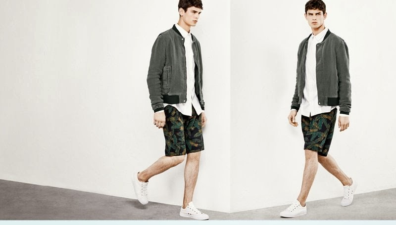 ARTHUR G. (MAJOR MODEL) para H&M Modern Mix Spring/Summer 2014 5 ARTHUR G. (MAJOR MODEL) para H&M Modern Mix Spring/Summer 2014