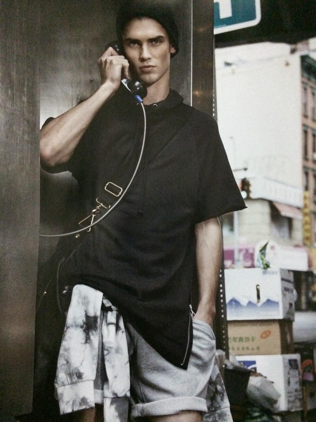 ARTHUR G. (MAJOR MODEL) para H&M Magazine 4 ARTHUR G. (MAJOR MODEL) para H&M Magazine