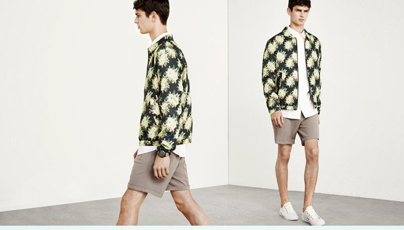 ARTHUR G. (MAJOR MODEL) para H&M Modern Mix Spring/Summer 2014 6 ARTHUR G. (MAJOR MODEL) para H&M Modern Mix Spring/Summer 2014