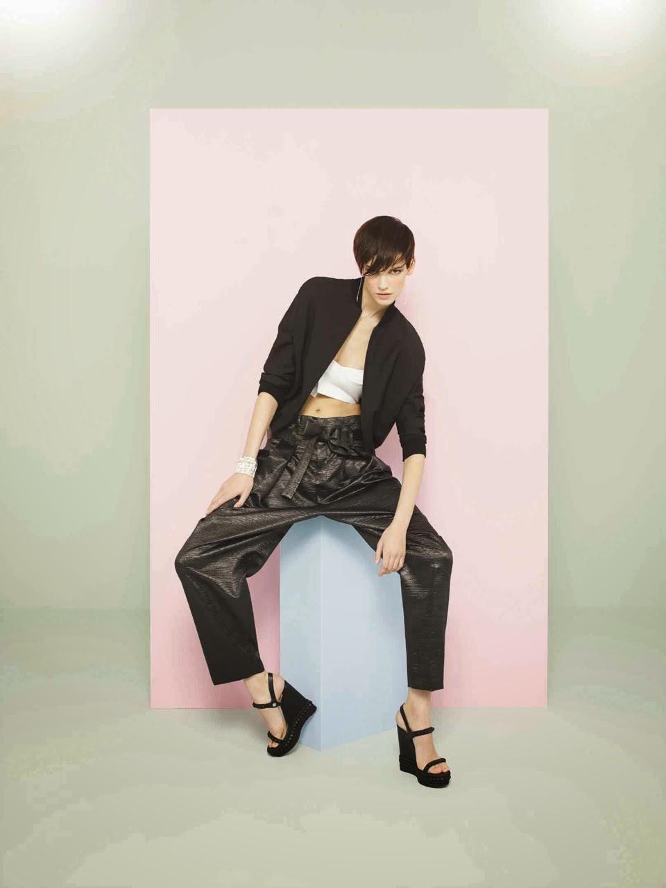 Jessica Pitti (MAJOR MODEL) para revista ELLE Alemã 1 Jessica Pitti (MAJOR MODEL) para revista ELLE Alemã
