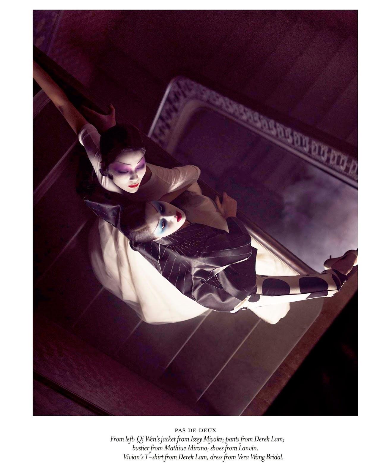 Vivien O. (MAJOR MODEL) para The Magazine 4 Vivien O. (MAJOR MODEL) para The Magazine