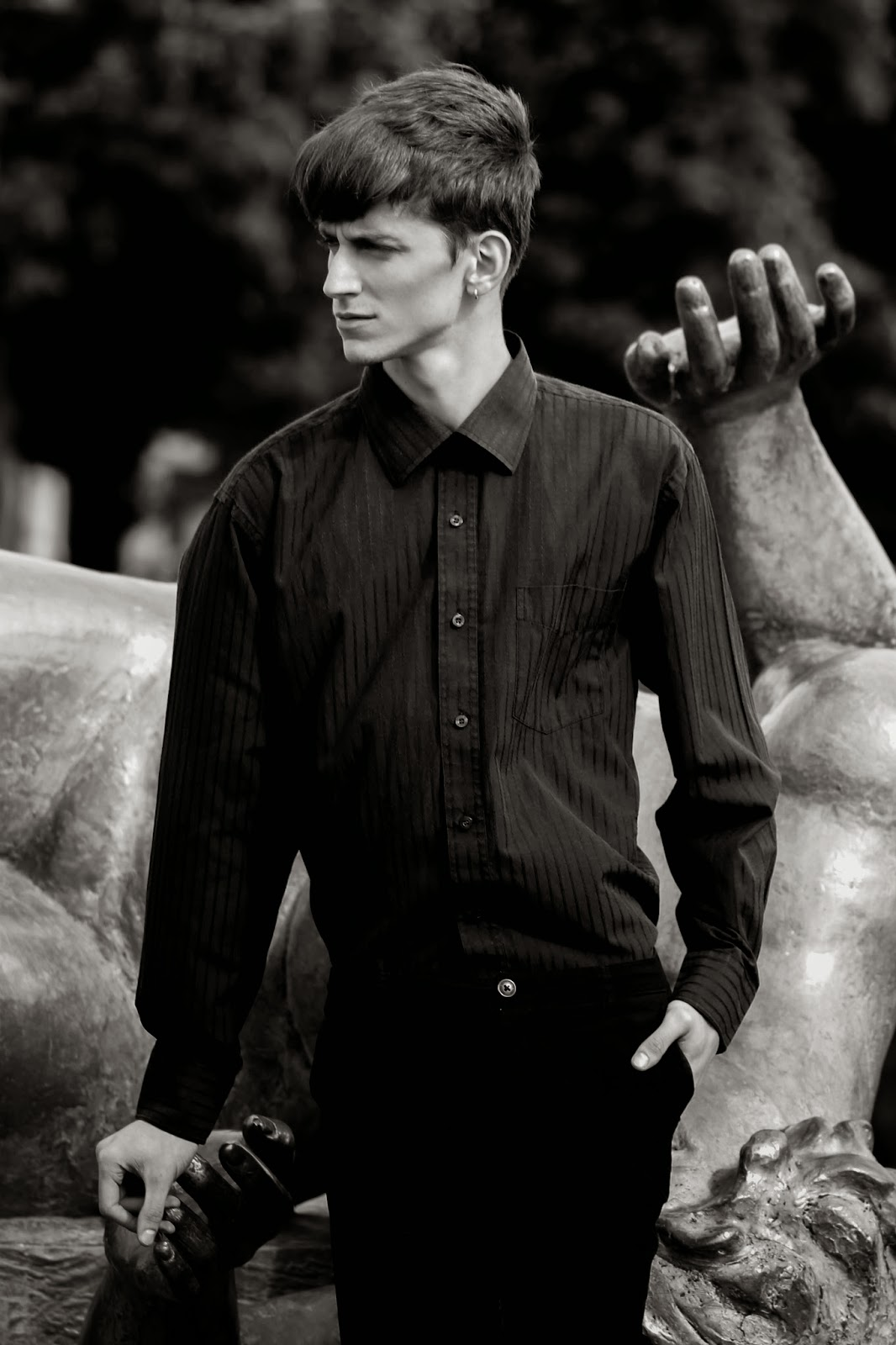 NICHOLAS C. (MAJOR MODEL MANAGEMENT) 4 NICHOLAS C. (MAJOR MODEL MANAGEMENT)