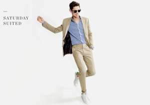 ARTHUR GOSSE for J_ Crew The Now List 3