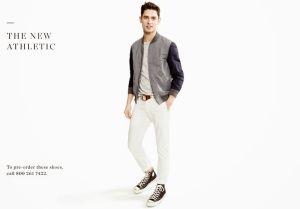 ARTHUR GOSSE for J_ Crew The Now List 4
