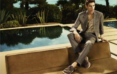 Major Model Management Arthur G. Para Salvatore Ferragamo